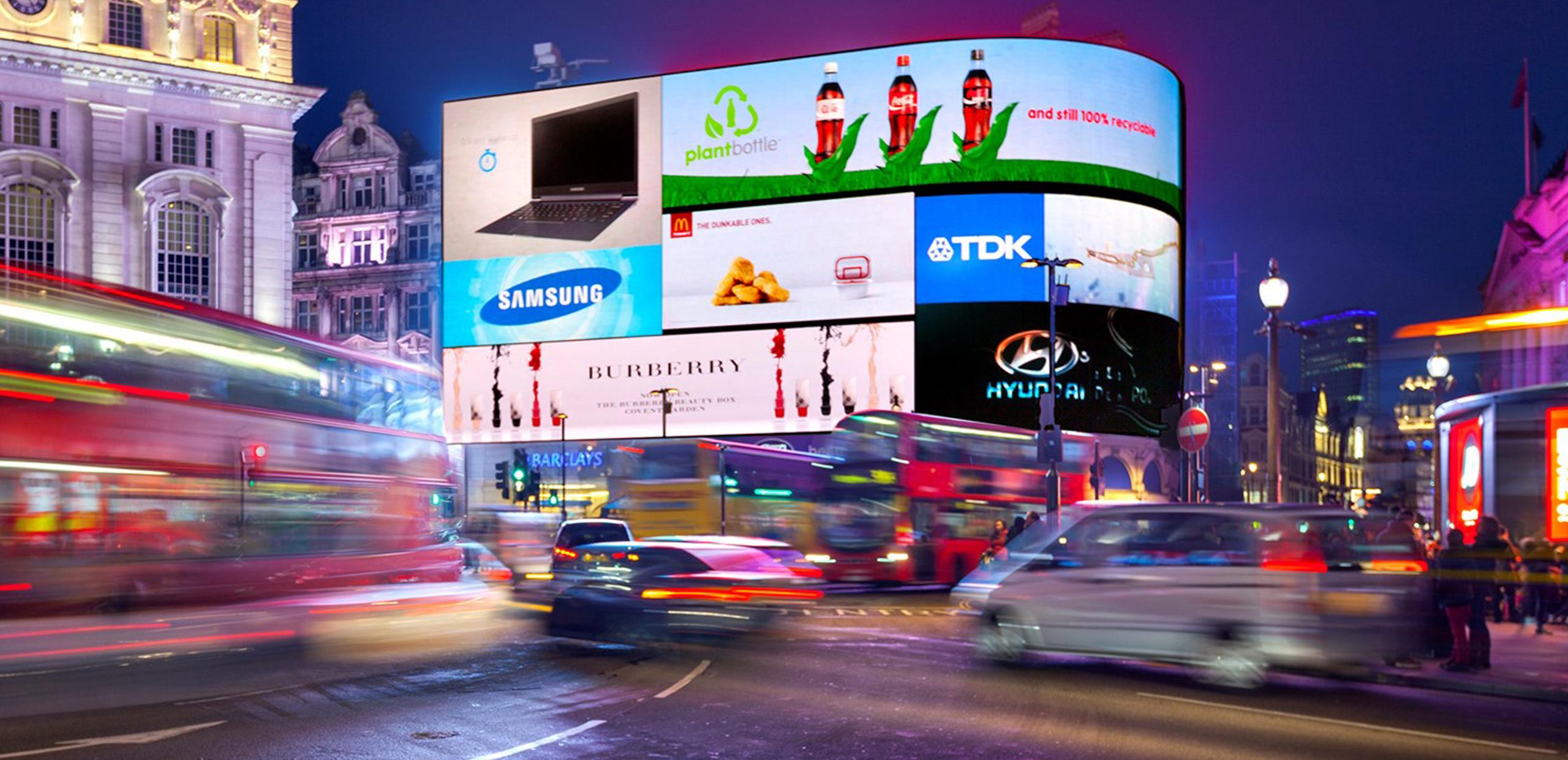 La evolución de la publicidad exterior